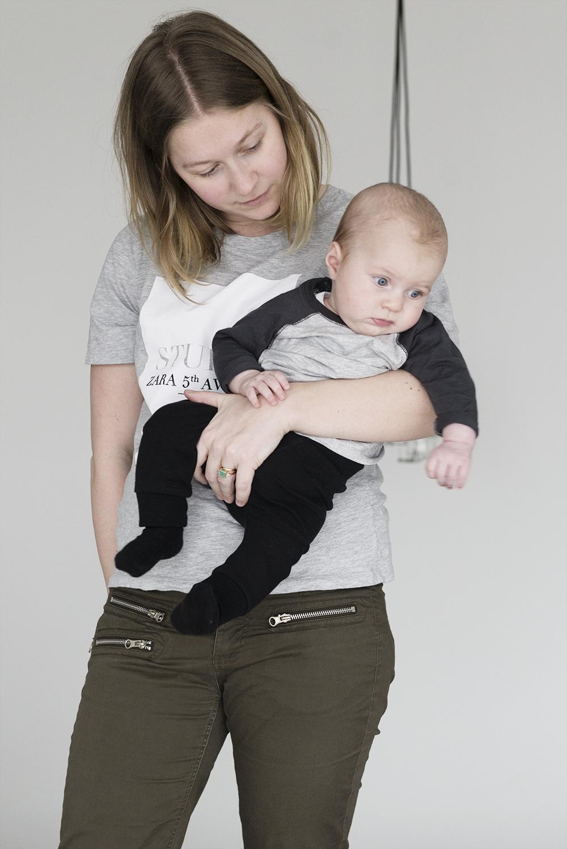 Träff med mammagrupp