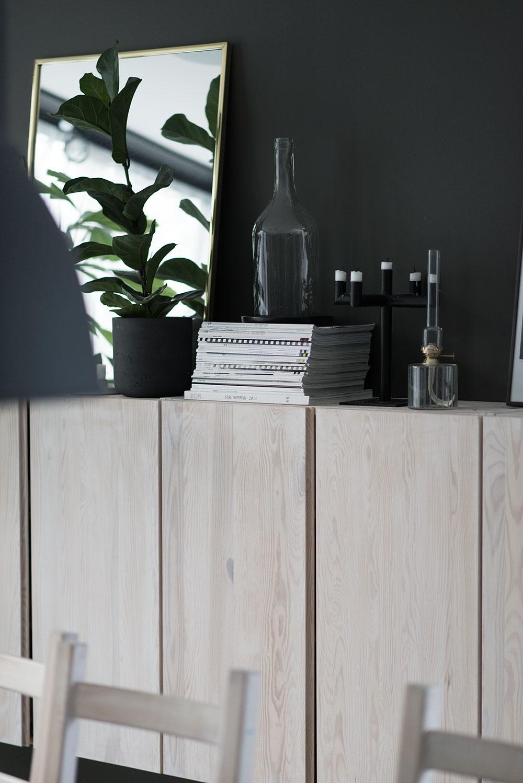 Ikea väggskåp