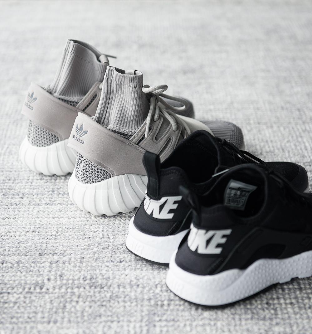 Sneakers på rea
