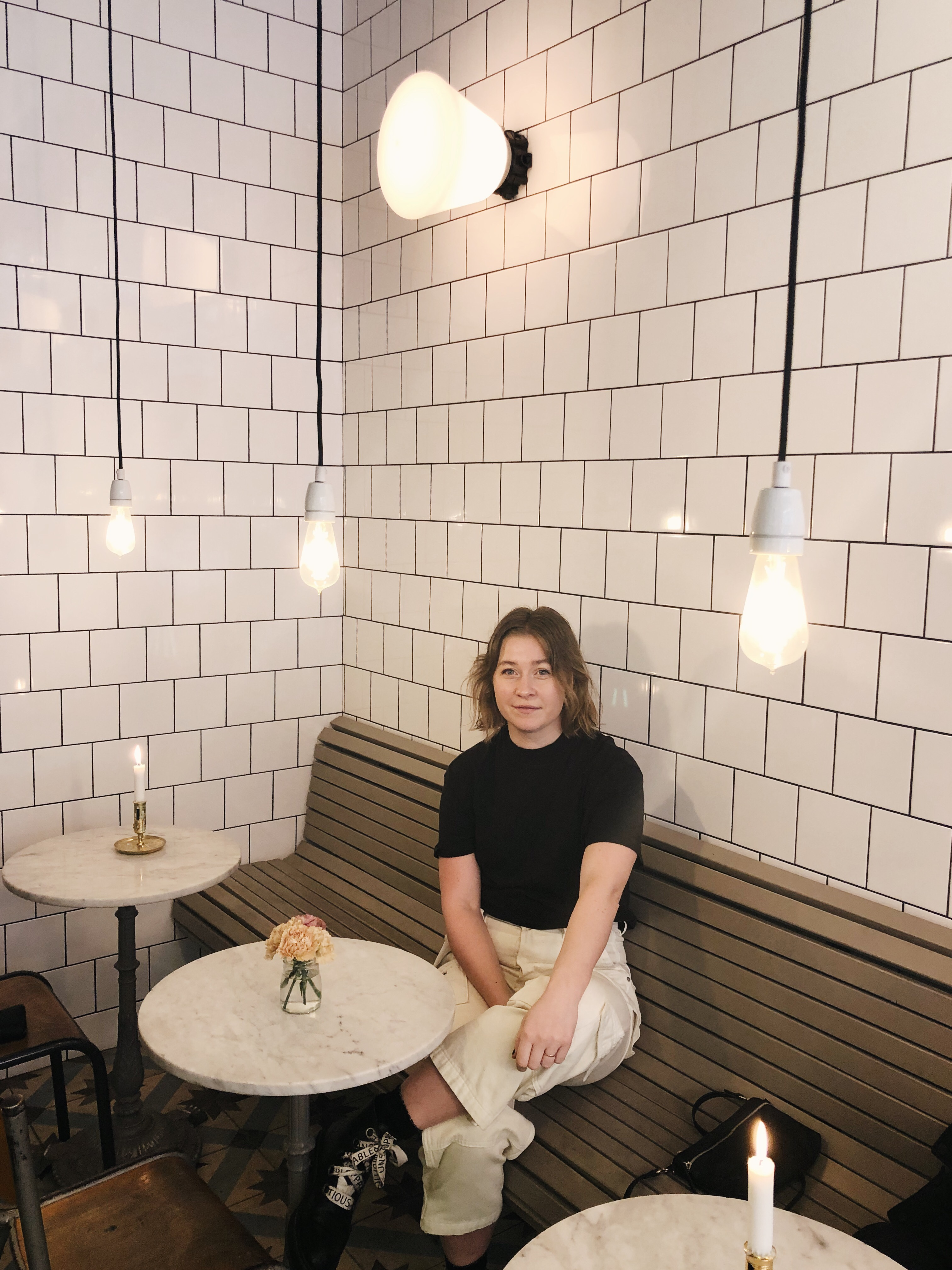 En förmiddag i Stockholm Rebecca Centrén